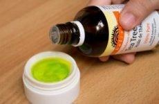 Ефірне масло чайного дерева від прищів на обличчі. Рицинова, лляна, обліпихова олії від прищів