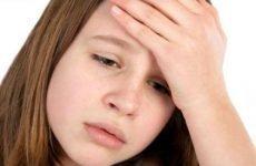 Головний біль і блювота у дитини: чому болить, причини нудоти