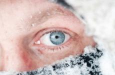 Надання першої медичної допомоги при обмороженні