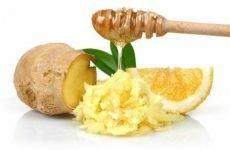 Імбир з лимоном для схуднення – ефективні рецепти
