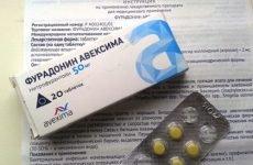 Фурадонін Авексима | Інструкція по застосуванню препарату