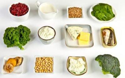 У яких продуктах міститься більше кальцію