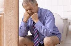 Причини, симптоми і методи профілактики хронічних запорів
