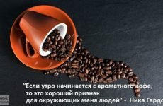Чи можна пити каву після алкоголю?