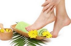 Кошти від запаху і пітливості ніг аптечні та народні