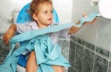 Білий пронос у дитини, причини калу і світлого сірого кольору