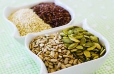 Чи можна вживати насіння при захворюванні гастрит