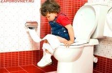 Дитяче ліки від запору: що можна дати дитині з проносних засобів, швидкодіючі препарати (таблетки, гліцеринові свічки)