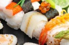 Відповідь дієтолога: суші і роли при гастриті