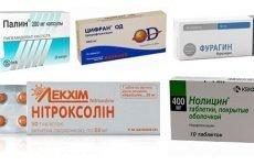 Ліки від циститу у чоловіків для швидкого лікування