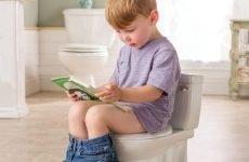Небезпека появи крові в проносі у дітей і способи лікування
