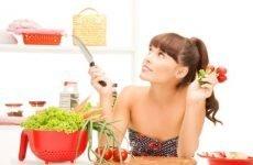 Основні правила складання лікувальної дієти при лікуванні лямбліозу