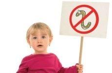 Зішкріб на ентеробіоз: як беруть у дітей, навіщо дитині здавати аналіз