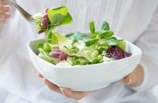 Найбільш корисні і смачні рецепти салатів при гастриті