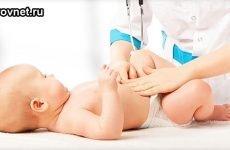 Препарати від запору для новонароджених: кращі проносні народні та медикаментозні засоби