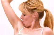 Прищі під пахвами: причини і лікування. Як позбутися від великої підшкірного прища під пахвою