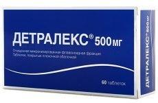 Правила використання Детралекса при лікуванні гемороїдальних вузлів