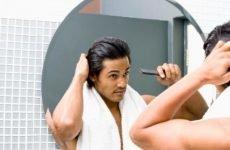 Волосся у чоловіків: випадання, ріст волосся, засіб від випадіння