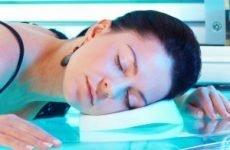 Солярій від прищів – опис та ефективність процедури