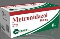 Метронідазол Нікомед 500 мг | Інструкція по застосуванню