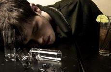Вплив алкоголю на організм: на печінку, мозок