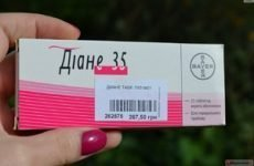 Таблетки Діані-35: інструкція по застосуванню та відгуки, склад засобу та протипоказання для жінок