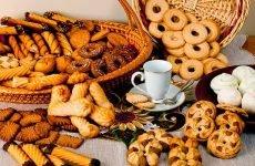 Можна їсти печиво при гастриті?