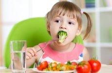 Основи дієтичного харчування при гастриті для дитини