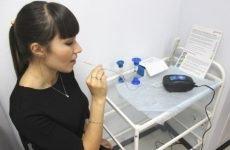 Особливості виконання уреазного тесту при діагностиці хелікобактер