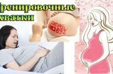 Болять м'язи живота при вагітності, причини болю внизу