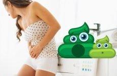 У чому причина появи проносу зеленого кольору у дорослих пацієнтів