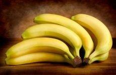 Можна їсти банани при гастриті з підвищеною кислотністю