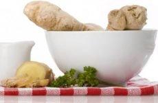 Рецепт кефіру з імбиром для схуднення