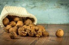 Волоський горіх для чоловіків: користь, добова норма