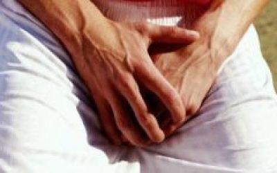 Печіння в голівці у чоловіків без виділень причини рекомендації