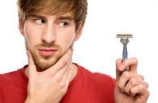 Прищі після гоління на обличчі – чому з'являються