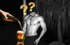 Як алкоголь впливає на м'язи спортсмена?