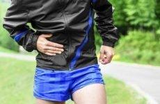 Біль у правому підребер'ї спереду або збоку, причини тупий і ниючий біль