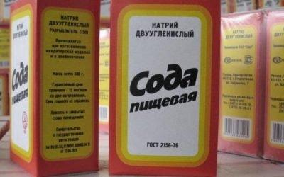 Сода при циститі | Лікування харчовою содою