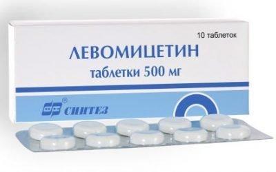 Правила застосування Левоміцетину та його аналогів у лікуванні діареї