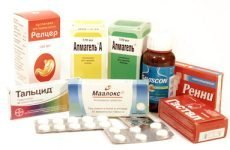 Як і якими таблетками і ліками лікувати гастрит шлунка?