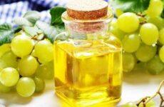 Масло виноградних кісточок: опис і властивості, способи застосування та відгуки, догляд за шкірою обличчя і волоссям