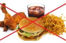 Дієта при ерозивно гастриті шлунка – меню, їжа