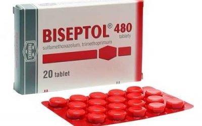Бісептол | Інструкція щодо застосування препарату при циститі