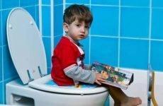 Причини психологічного запору у дітей і способи нормалізації стільця