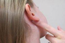 Жировик за вухом, в мочці вуха: причини, як позбутися. Лікування ліпоми за вухом