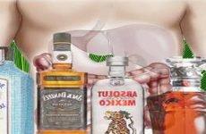 Що буде, якщо пити алкоголь при виразці дванадцятипалої кишки?