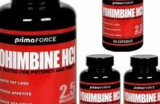 Yohimbe для чоловіків: інструкція із застосування, відгуки