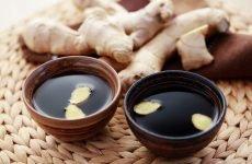 Чай з імбиром для схуднення – рецепти