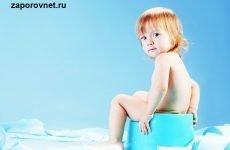 У дитини запор — що робити в домашніх умовах (3 роки), причини й лікування, застосування гліцеринових свічок і сиропу лактулози